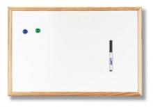 Magnetická nástenka 40x60 cm biela