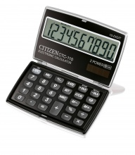 Kalkulačka Citizen CTC-110 čierna