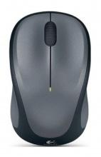Bezdrôtová myš Logitech M235 sivá