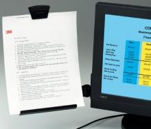 Držiak predlôh na monitor DH445