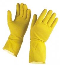 Gumené rukavice Scotch Brite pevné M