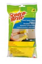 Univerzálne gumené rukavice Scotch Brite s vôňou