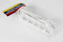 Predlžovací kábel s 5 zásuvkami 5m