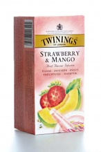 Čaj Twinings Strawberry & Mango 50 g