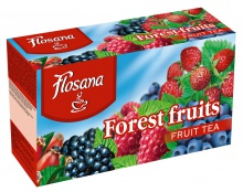 Čaj Flosana Forest Fruits 40g