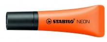 Zvýrazňovač Stabilo NEON oranžový